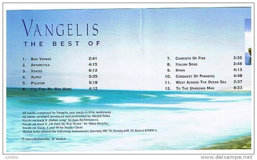Vangelis – The Best Of - Limitierte Auflagen