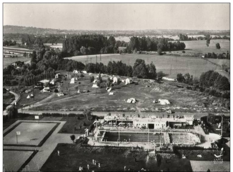 67 : Molsheim :  La Piscine Olympique Et Le Camping - Molsheim