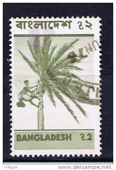 BD+ Bangladesh 1973 Mi 33 II Palme - Bangladesch