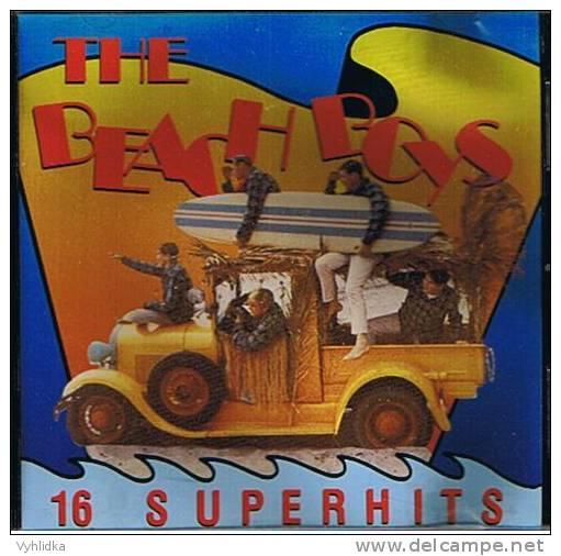 The Beach Boys – 16 Superhits - Limitierte Auflagen