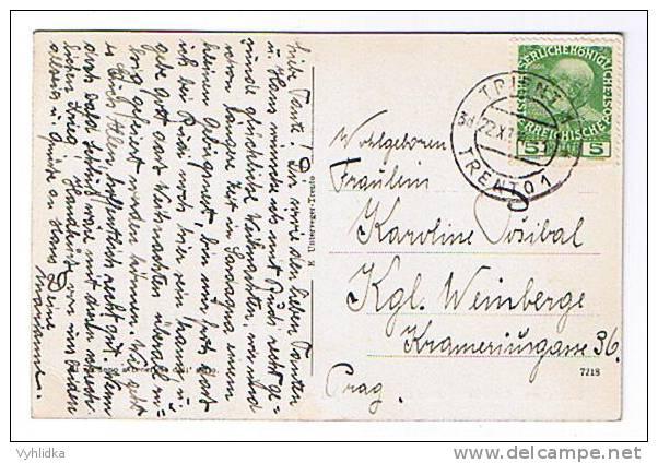 Sardagna Constantiniana Frazione Trient 1914 - Andere Städte