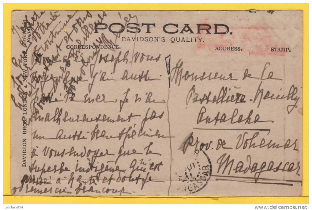 - Cliff Gardens -  Felixstowe -  écrite, Very Nice, Old Style, Peu Courante, No Stamp, Addressee à Un Noble, - Non Classés