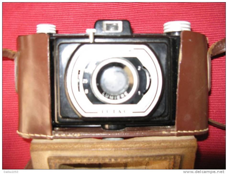 Appareil Photo LUMIERE  Lutac - Cameras