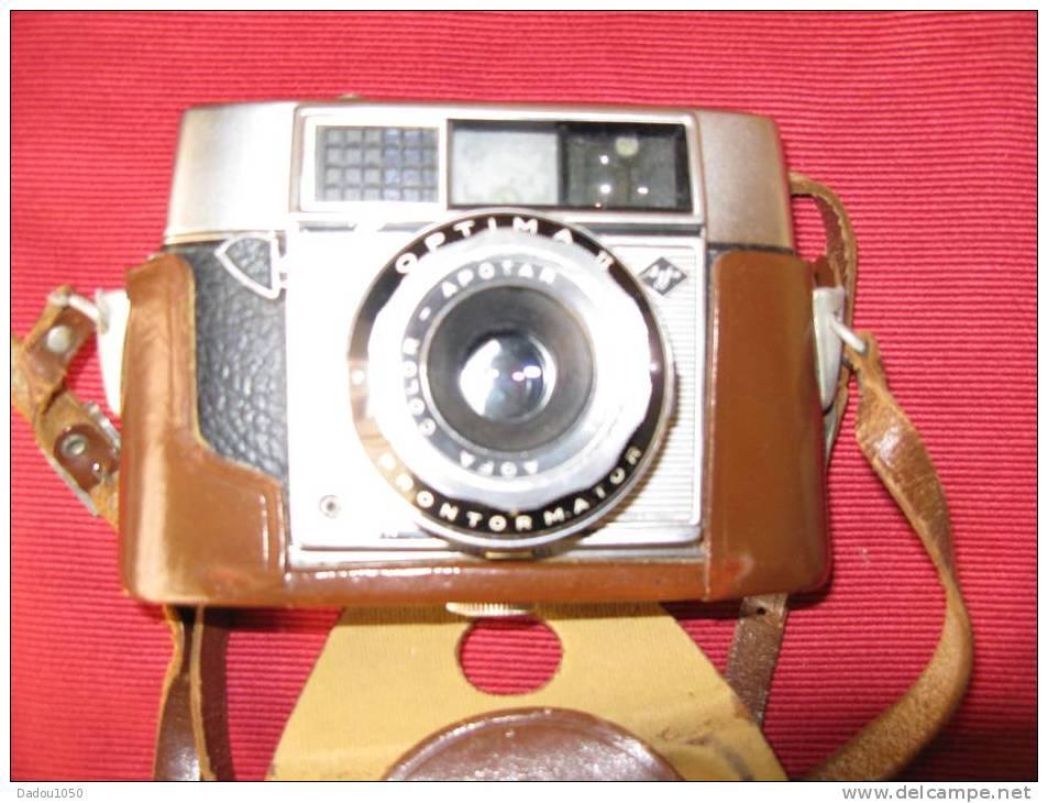 Appareil Photo AGFA OPTIMA II - Cameras