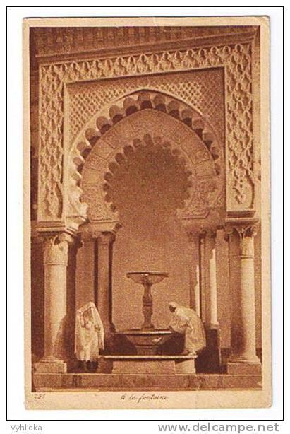 Tunis A La Fontaine Tunesien - Tunesien