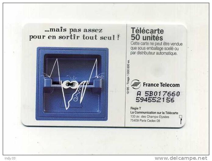 - TELECARTE CRACKERS BELIN 1995 - Food