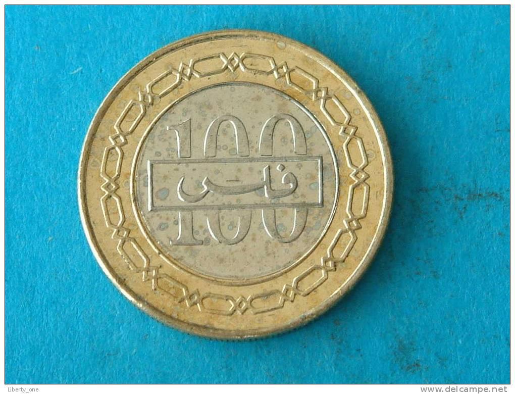 2005 - 100 FILS / KM 26 ( For Grade, Please See Photo ) ! - Bahreïn