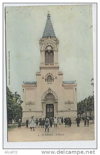 SAINT HEAND : L'église -n° 4 Edition Meyrieux - France