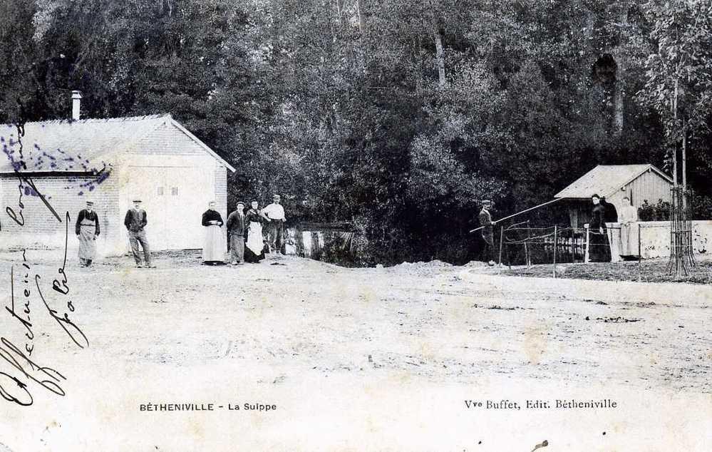 51 BETHENIVILLE LA SUIPPE - Bétheniville
