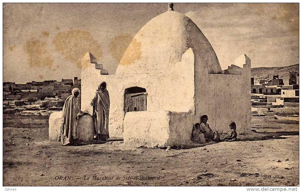 Oran  -  Le Marabout De Sidi El Bachir - Oran