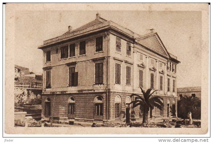 """LIGURIA - GENOVA -   Sampierdarena- Orfanotrofio Femminile """" Don Daste"""" - Palazzo Marchesi Doria - Genova (Genoa)"""
