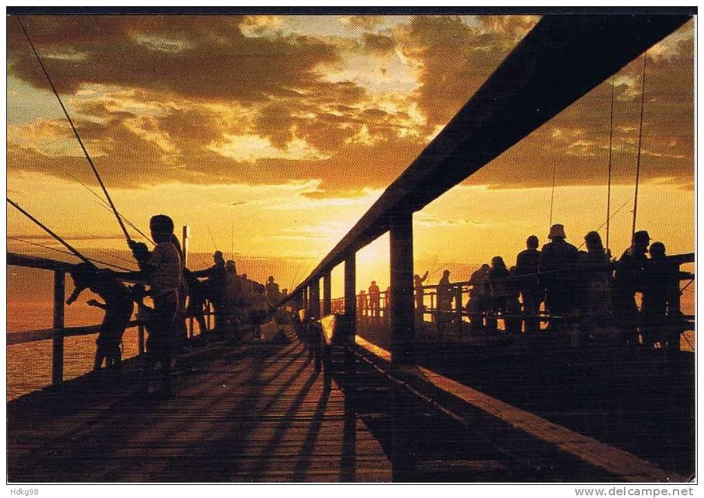 Südwestafrika Swakopmund Angler - Namibie
