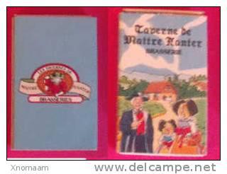 Boîte Allumette - Restaurant Taverne De Maitre Kanter - Tabac (objets Liés)