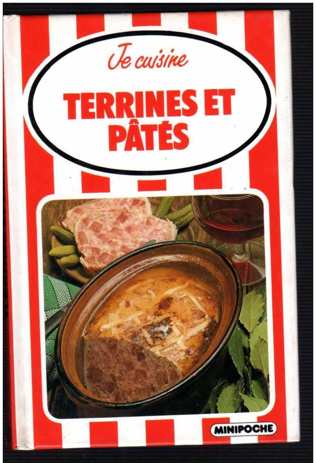 Je Cuisine Terrines Et Pâtes Minipoche - Gastronomía