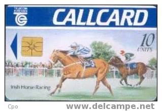 # IRELAND A15 Irish Horse Racing 10 Gem   Tres Bon Etat - Irlanda