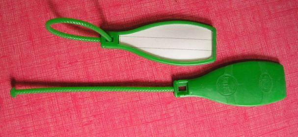Porte Clefs étiquette Bt Eau Perrier - Perrier