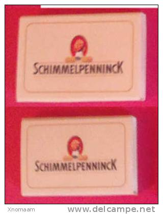 Boîte Allumette - Schimmelpenninck - Tabac (objets Liés)