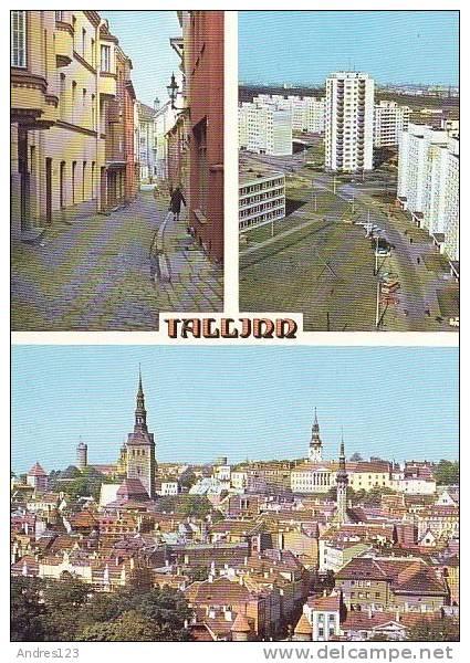 K430 Tallinn View - 1986, #7 - Estonie