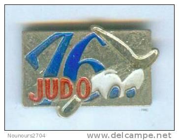 JUDO 76 -  ZAMAC - MAHE - 354 - Judo