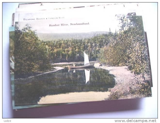Canada Newfoundland Humber River - Newfoundland And Labrador