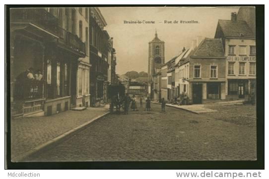 BELGIQUE BRAINE LE COMTE /        Rue De Bruxelles      / - Braine-le-Comte