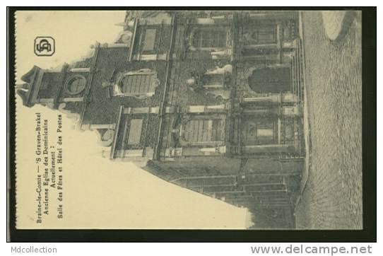 BELGIQUE BRAINE LE COMTE /        Salle Des Fêtes Et Hôtel Des Postes      / - Braine-le-Comte