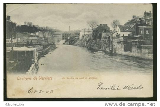 BELGIQUE DOLHAIN /          La Vesdre Au Pont De Dolhain     / - Limbourg