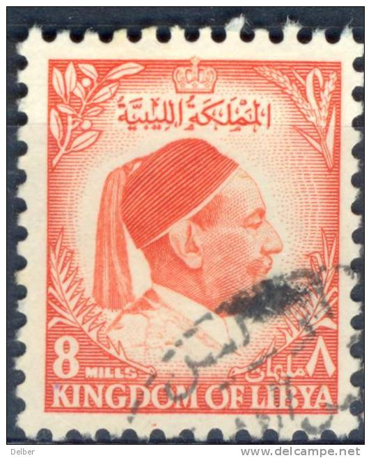 _Na439:LIBYA: Y.&T.N° 129 - Libië