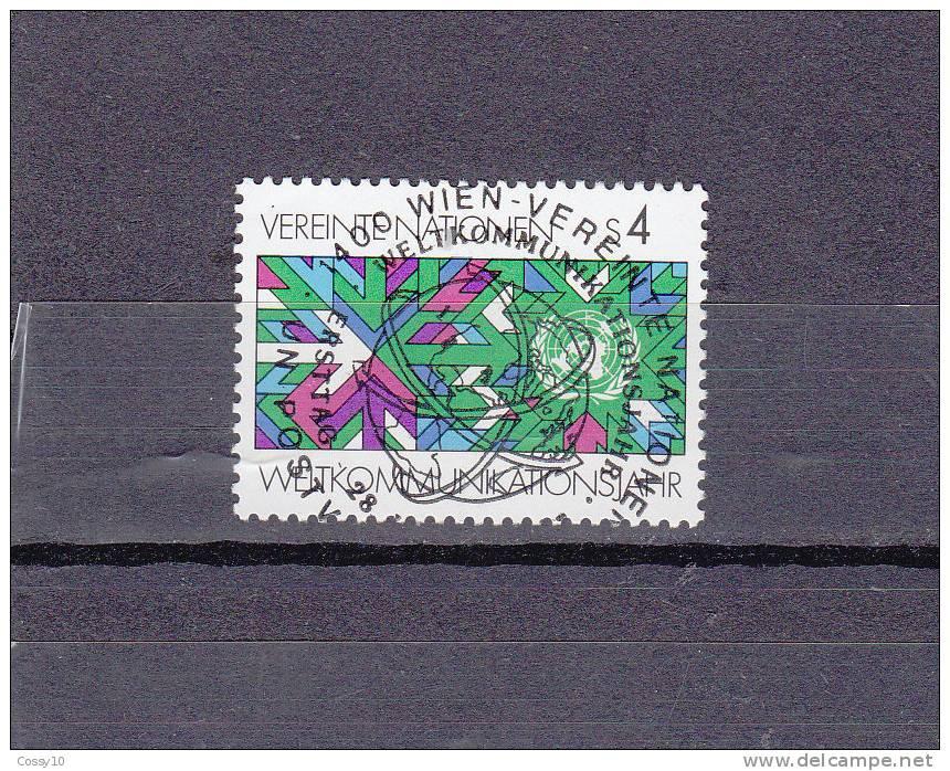 NATIONS  UNIES  VIENNE   1983   OBLITERATION CENTRALE - Centre International De Vienne