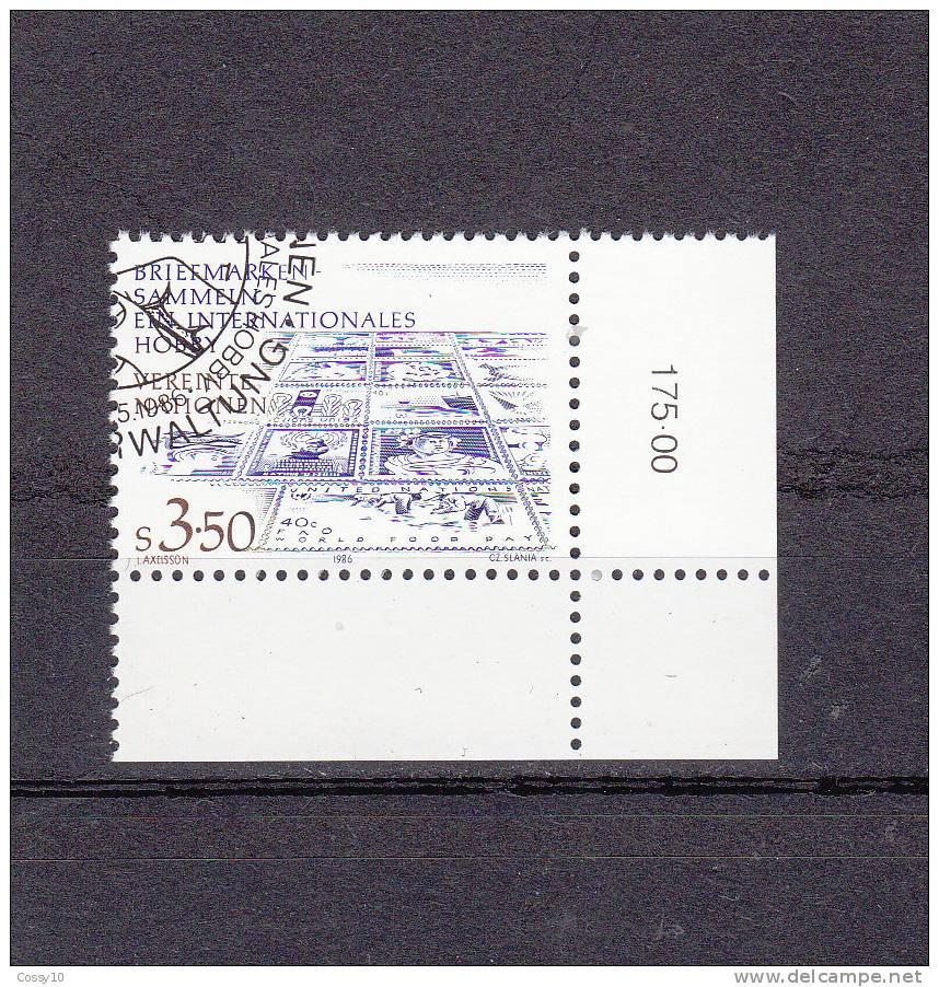 NATIONS  UNIES  VIENNE   1986  N° 60    OBLITERE    CATALOGUE YVERT - Oblitérés