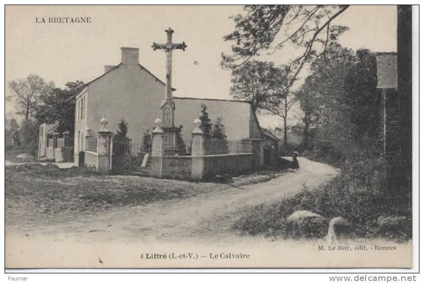 Liffré    Le Calvaire - France