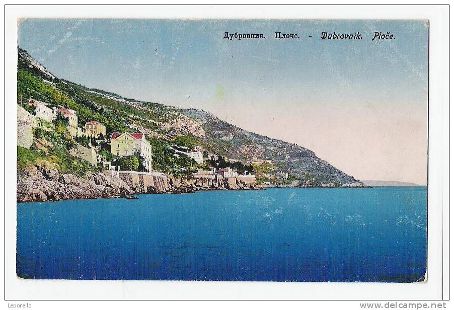AK RAGUSA Dubrovnik P*A4231 - Croatia