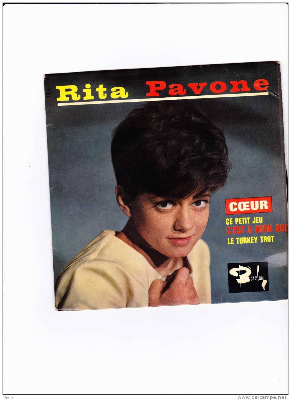 Rita Pavone - Vinyles