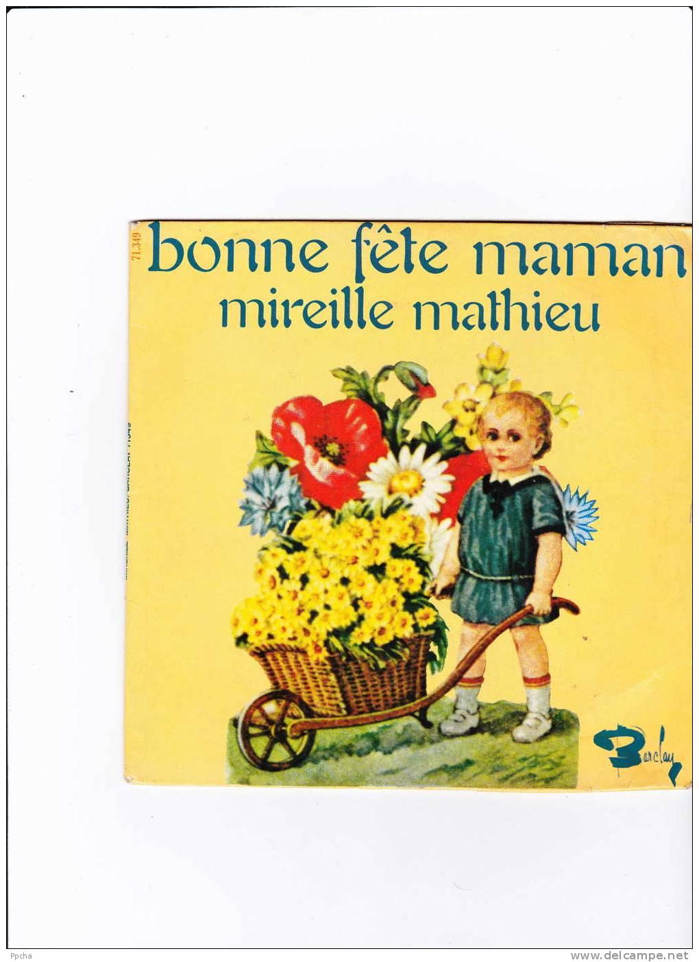 Mireille Mathieu Matthieu - Vinyles