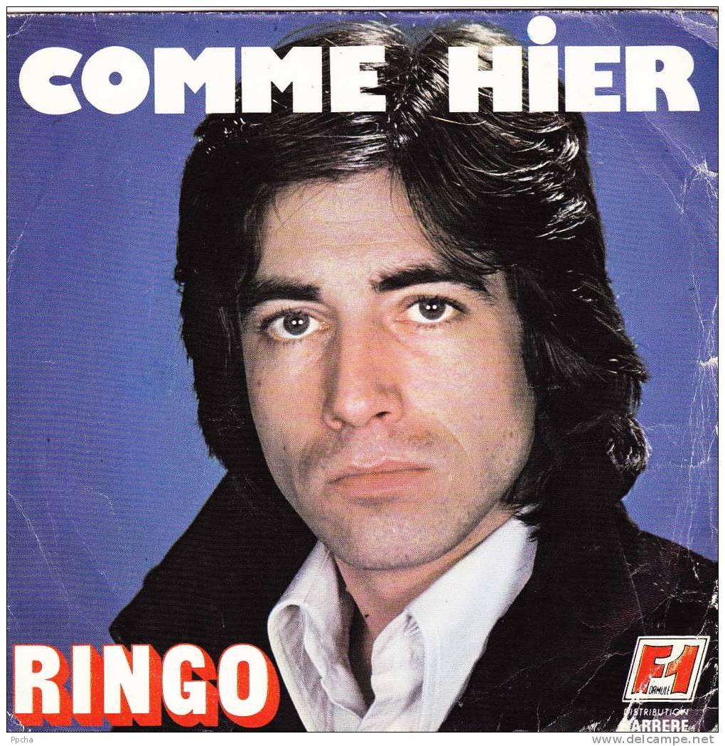 Ringo Comme Hier - Vinyles