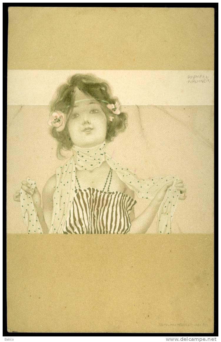 RAPHAËL KIRCHNER -  Femme Foulard - Kirchner, Raphael