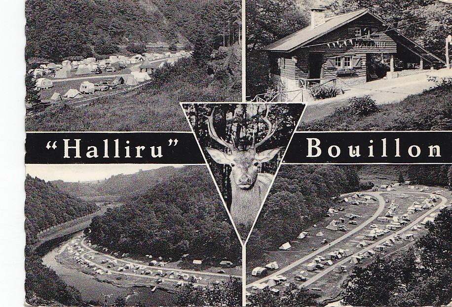 Belgique - Bouillon Sur Semois - Terrain De Camping Halliru - Bouillon
