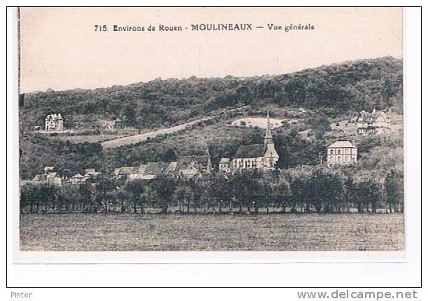 Environs De Rouen - MOULINEAUX - Vue Générale - France