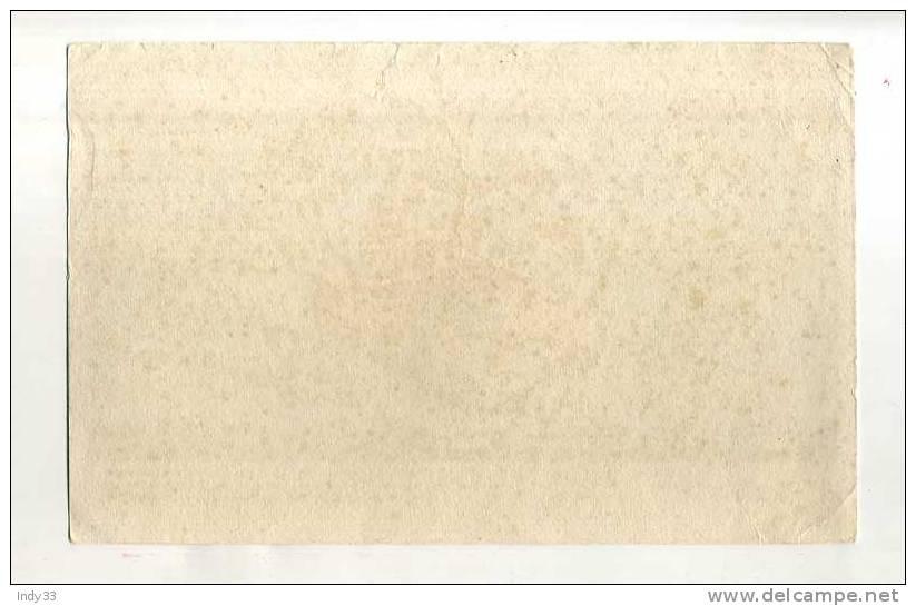 - BUVARD MATELAS SIMMONS - Buvards, Protège-cahiers Illustrés