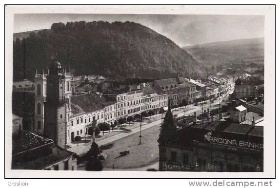 BANSKA BYSTRICA 6 (CARTE PHOTO  VUE PANORAMIQUE) - Slovaquie