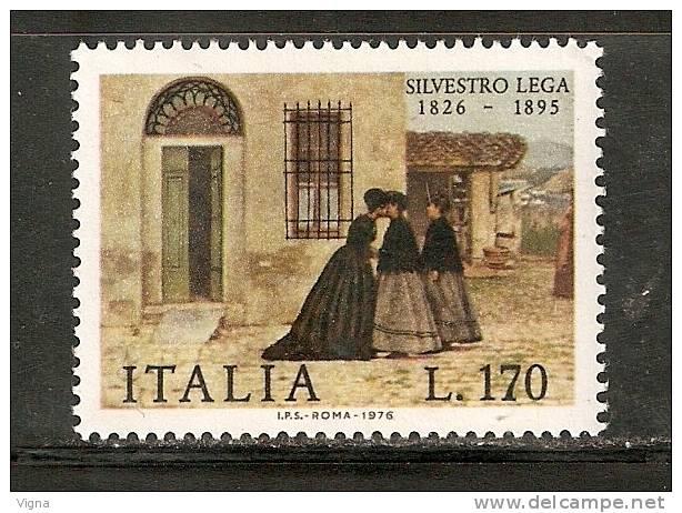 IT325 - ITALIA - Sassone 1357 ** - S. Lega - 6. 1946-.. Repubblica