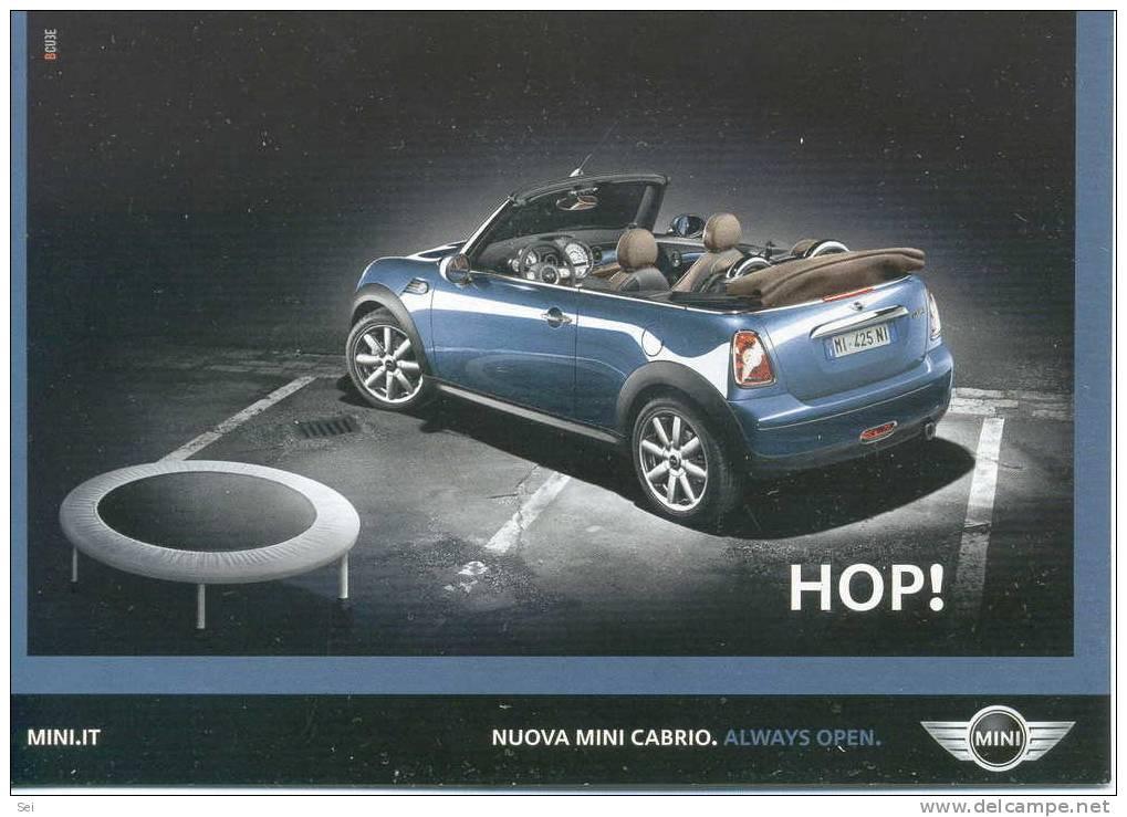 644 - Automobili, Automobilismo, Mini, Promocard. - Passenger Cars