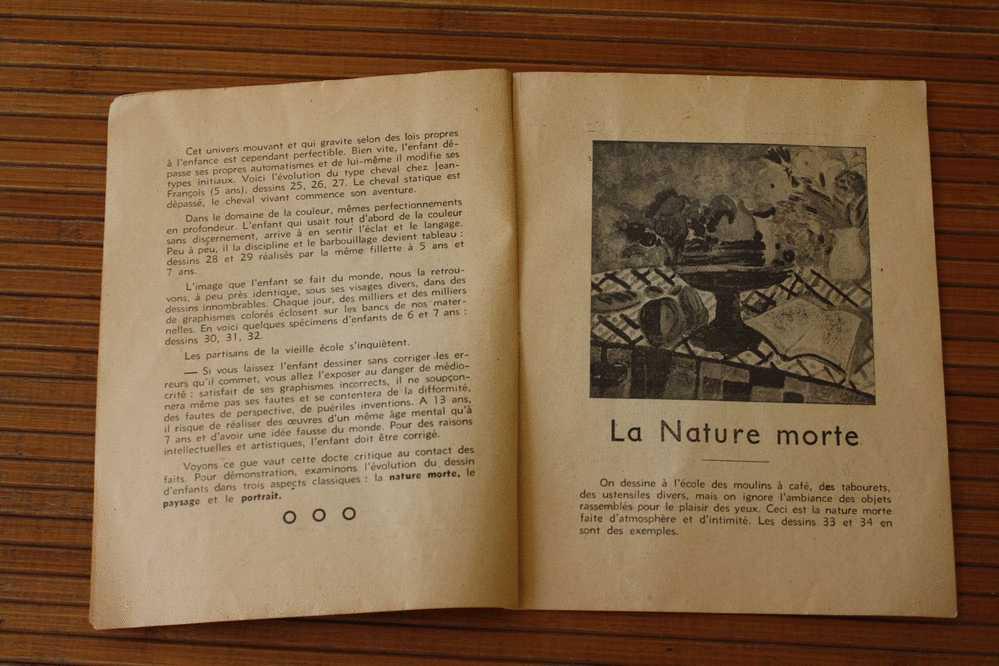 Méthode Pour Apprendre à Dessiner Nature Morte Paysages Portrait (pas De Couverture Loisirs Créatifs - Non Classés