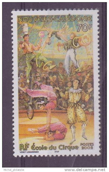 NOUVELLE-CALEDONIE N°875** NEUF SANS CHARNIERE   ECOLE DE CIRQUE - New Caledonia