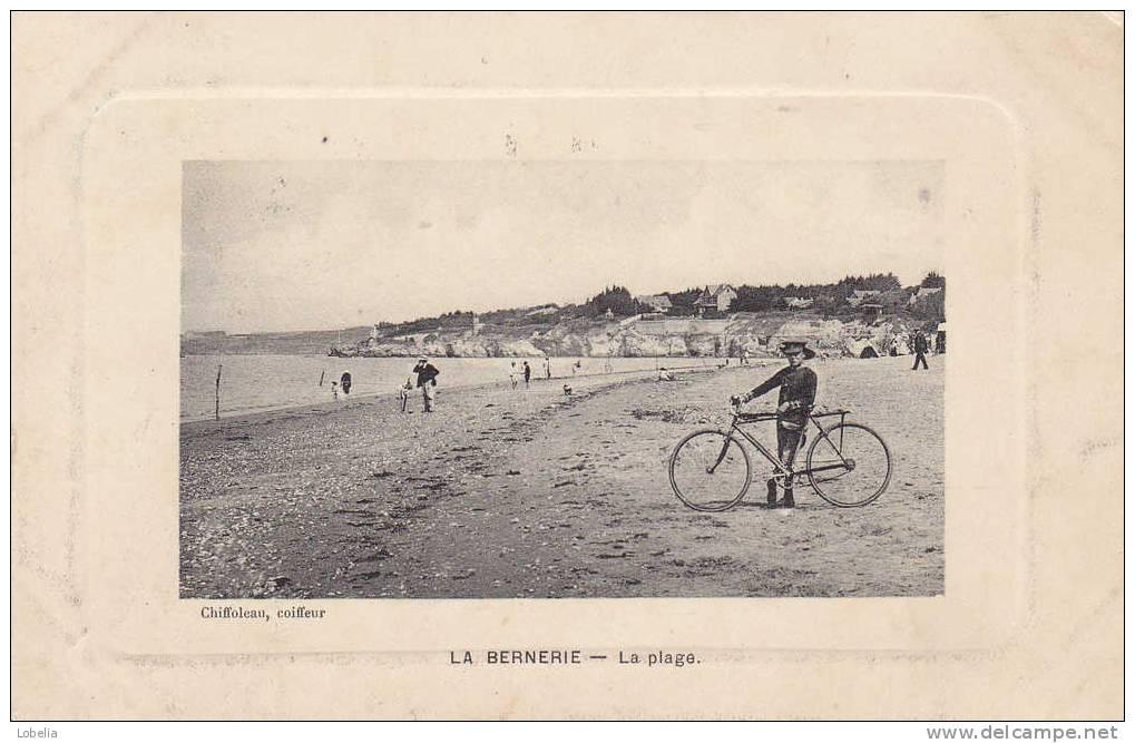 La Bernerie - La Plage -  44  Loire Atlantique -  La Bernerie En Retz - La Bernerie-en-Retz