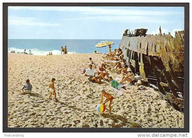 BEIRA (Mozambique) - The Old Wreck Macuti - Mozambique
