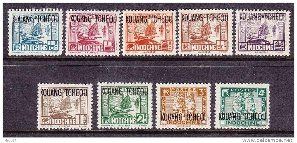Kouang-Tcheou 99+     * - Kouang-Tcheou (1906-1945)