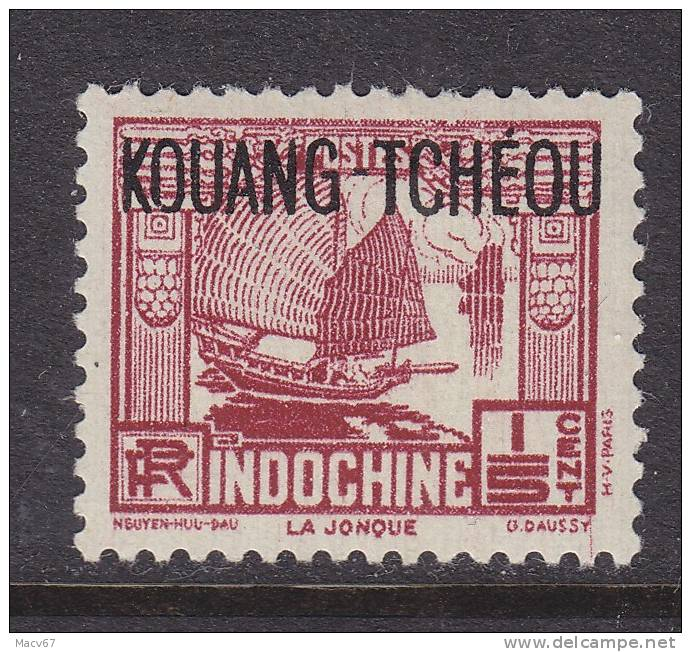 Kouang-Tcheou 100     ** - Unused Stamps