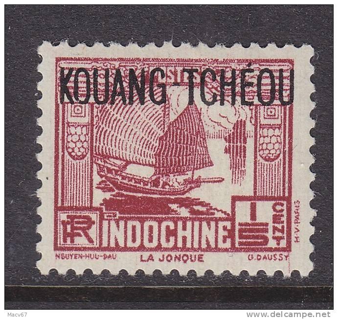 Kouang-Tcheou 100     ** - Kouang-Tcheou (1906-1945)