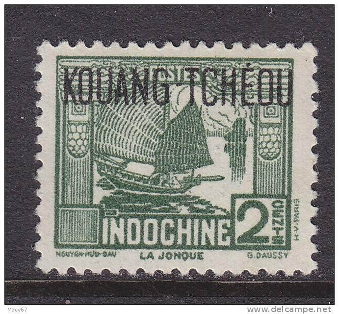 Kouang-Tcheou 140     *  VICHY - Kouang-Tcheou (1906-1945)